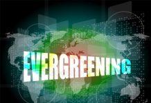 Evergreening